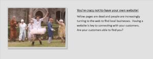 Website Crazy