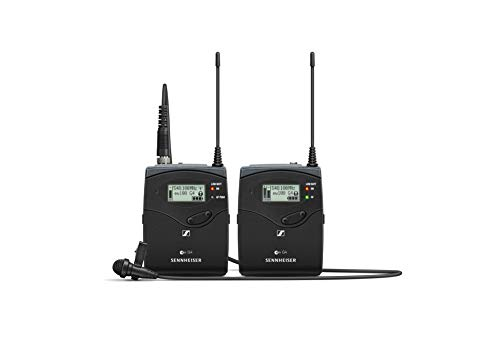 Sennheiser EW 112P G4 – A Omni-directional Wireless Lavalier Microphone System